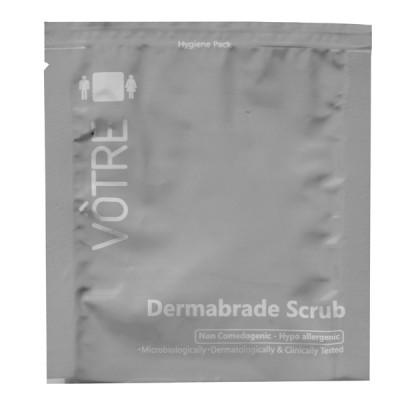 DERMABRADE-SCRUB-SACHET