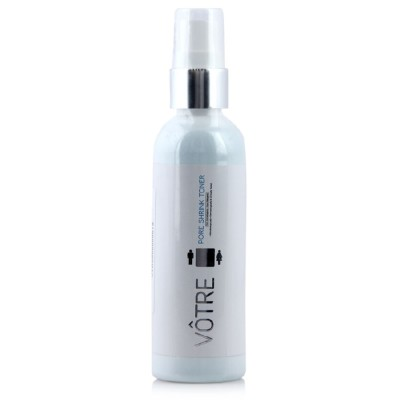 Pore shrink toner